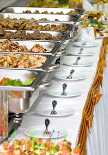 why buffets lead to overeating