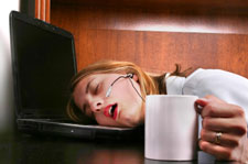 Is lack of sleep maining you gain weight?
