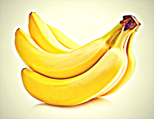 bananas make you fat